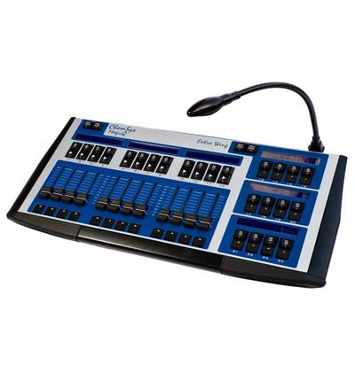 12 Playback Faders