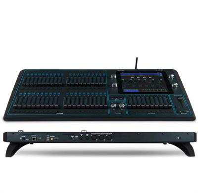 • 4 Universe Console, ideal for conventional, 