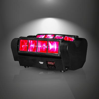 MINI EFECTO LED BEAM 8x3w