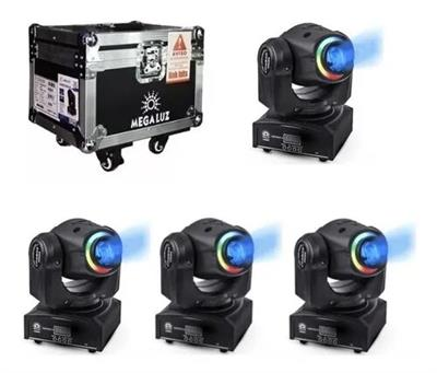 MINI SPOT LED 30w (4 PIEZAS