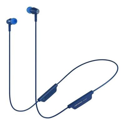 AUDIFONOS IN EAR CON BLUETOOTH AZUL