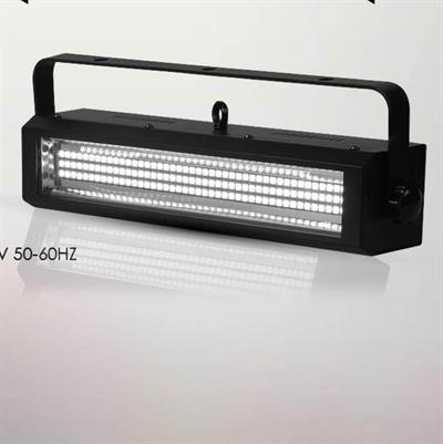 Fuente luminosa led, control DMX