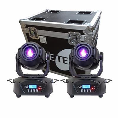 CABEZA MOVIL SPOT DE LED DE 60 WATTS