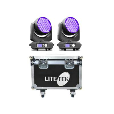 CABEZA WASH LED DE 37 LEDS