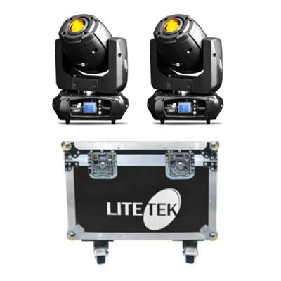 CABEZA MOVIL SPOT DE LED DE 150 WATTS