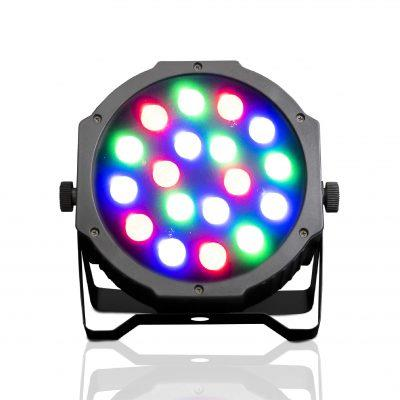 PAR LED MINI 18 LEDS